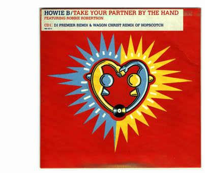 take your partner Howie B